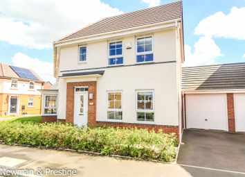 Thumbnail 3 bed semi-detached house for sale in Amelia Crescent, Binley, Coventry