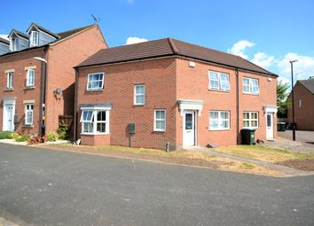 Thumbnail 3 bedroom semi-detached house for sale in Elizabeth Way, Walsgrave, Coventry