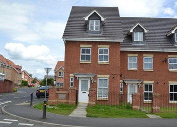 Thumbnail 3 bed town house to rent in Chapel Drive, Delves Lane, Consett