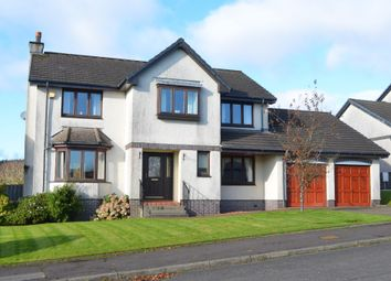 Thumbnail 4 bed detached house for sale in Redclyffe Gardens, Helensburgh, Argyll & Bute
