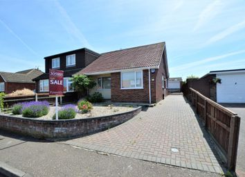 Thumbnail 2 bed semi-detached house for sale in Parana Close, Sprowston