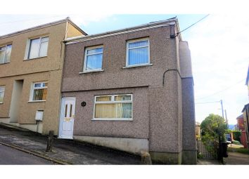 Thumbnail 4 bed end terrace house for sale in Commercial Street, Seven Sisters