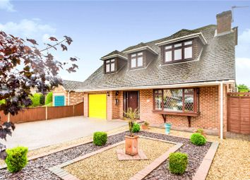 4 bed detached house for sale in Pelican Road, Pamber Heath, Tadley, Hampshire RG26