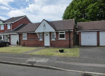 Thumbnail 2 bed detached bungalow for sale in Brockhurst Drive, Hall Green, Birmingham