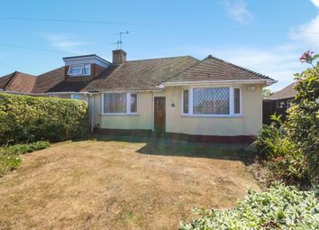 Thumbnail 2 bed semi-detached bungalow for sale in Castle Road, Worthing, West Sussex