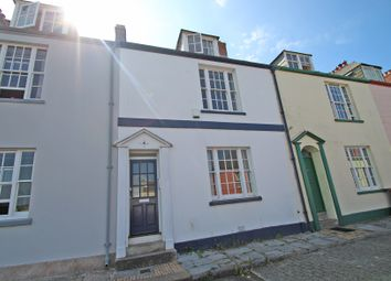 Thumbnail 3 bed terraced house for sale in Boringdon Terrace, Turnchapel, Plymouth, Devon