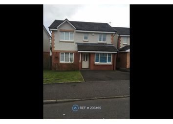 Thumbnail 4 bed detached house to rent in Munnoch Way, Stirling