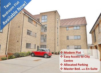 Thumbnail 2 bedroom flat to rent in Burlton Road, Kings Court, Cambridge