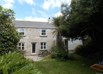 Thumbnail 4 bed detached house for sale in Kelynack, St Just, Penzance
