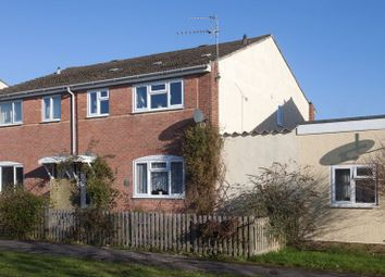 Thumbnail 4 bed semi-detached house for sale in Ten Acres, Shaftesbury
