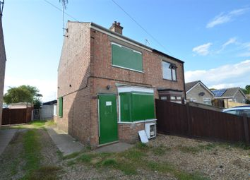 Thumbnail 3 bedroom semi-detached house for sale in Osborne Road, Wisbech