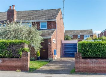 Thumbnail 3 bed semi-detached house for sale in Hurst Road, Twyford, Reading