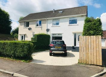 Thumbnail 3 bed semi-detached house for sale in Merkland Place, Kirkintilloch, Glasgow