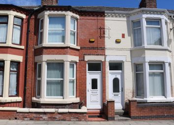 Thumbnail 3 bedroom terraced house to rent in Luxmore Road, Walton, Liverpool