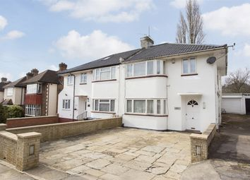 Thumbnail 3 bed flat for sale in Arnos Grove, Southgate