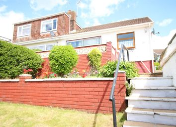 Thumbnail 2 bed property for sale in Arran Close, Risca, Newport