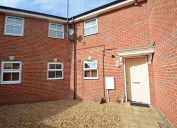 Thumbnail 2 bedroom maisonette to rent in Verde Close, Eye Green, Peterborough