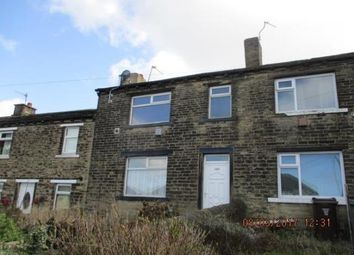 Thumbnail 2 bed terraced house to rent in Sticker Lane, Bradford