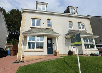Thumbnail 4 bed semi-detached house for sale in Singers Place, Dennyloanhead