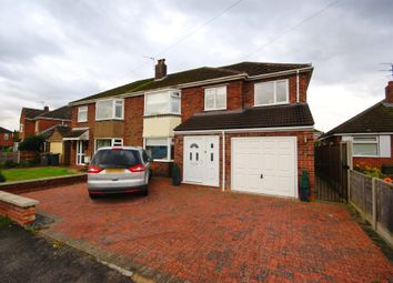 Thumbnail 4 bed semi-detached house to rent in Baildon Crescent, North Hykeham, Lincoln