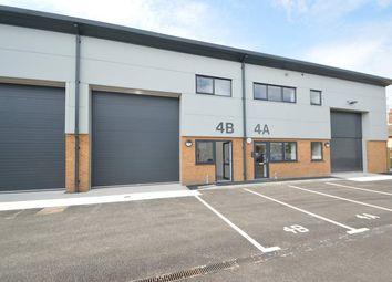 Thumbnail Warehouse to let in Unit 4B, Gp Centre, Forest Gate Business Park, Ringwood