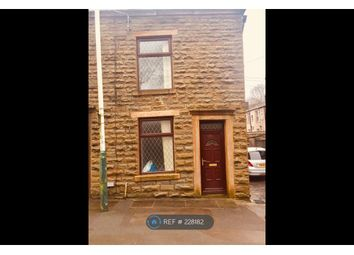 Thumbnail 2 bed end terrace house to rent in Blackburn Rd, Rossendale