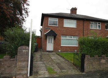 Thumbnail 3 bed semi-detached house to rent in Northway, Orford, Warrington, Cheshire
