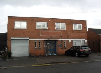 Thumbnail Industrial for sale in Bradgate Street, Leicester