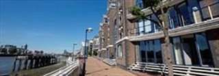 Thumbnail Serviced office to let in 11 Calico Row, London