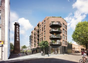 Thumbnail 2 bed flat for sale in Fish Island, Hackney