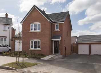 Thumbnail 3 bed detached house for sale in Lancaster Way, Whitnash, Leamington Spa