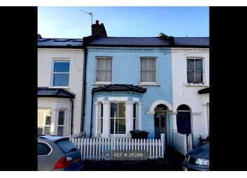 Thumbnail 4 bed terraced house to rent in Wellfield Road, London