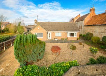 Thumbnail 3 bed detached bungalow for sale in Huntingdon Road, Thrapston