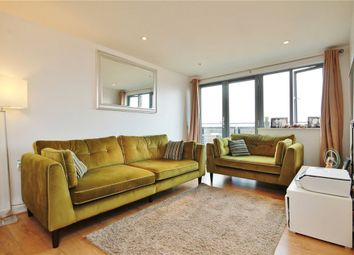 Thumbnail 2 bed flat for sale in Coral House, Lapis Close, London