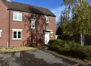 Thumbnail 3 bed semi-detached house to rent in Tithe Court, Yeovil