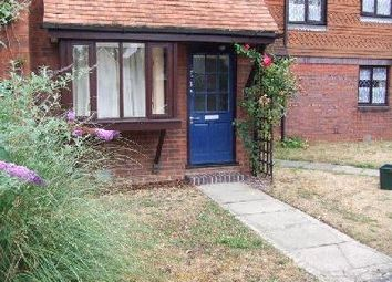 Thumbnail 1 bed town house to rent in Atherton Close, Shalford