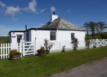 Thumbnail 2 bed cottage for sale in Kenmuir Cottage, Ardwell, Stranraer