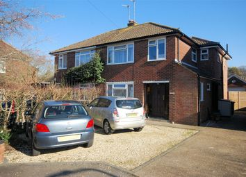 Thumbnail 4 bedroom semi-detached house for sale in 17 Manor Crescent, Wendover, Buckinghamshire