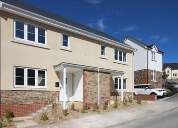 Thumbnail 3 bed detached house for sale in Mountford Drive, Bovey Tracey, Newton Abbot