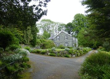 Thumbnail 5 bed detached house for sale in Capel Curig, Betws-Y-Coed