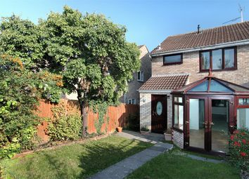 Thumbnail 3 bed semi-detached house for sale in Dyrham Close, Thornbury, Bristol