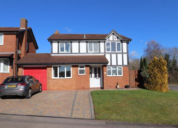 4 bed detached house for sale in Frosty Hollow, East Hunsbury, Northampton NN4