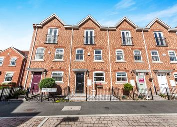 Thumbnail 4 bed terraced house for sale in Harold Hornsey Square, Hartlepool