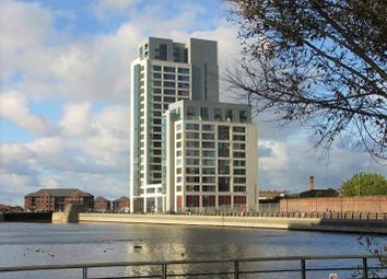 Thumbnail 2 bed flat for sale in 1 William Jessop Way, Liverpool