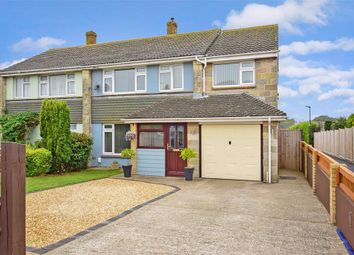 Thumbnail 3 bed semi-detached house for sale in Venner Avenue, Northwood, Isle Of Wight