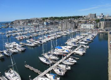 Thumbnail 2 bed flat for sale in 8 Harbour Avenue, Sutton Harbour, Plymouth, Devon