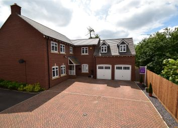 Thumbnail 5 bed detached house for sale in Woodedge Drive, Droitwich Spa