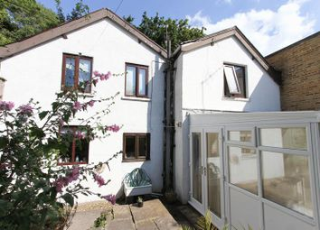 Thumbnail 2 bedroom terraced house for sale in Copse Road, Clevedon