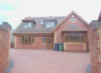 Thumbnail 4 bed detached house to rent in Dudley Street, West Bromwich