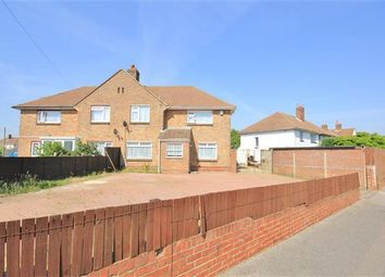 Thumbnail 4 bed semi-detached house for sale in Melbury Avenue, Poole